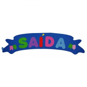"PAINEL FAIXA ""SAÍDA"" FESTA JUNINA"
