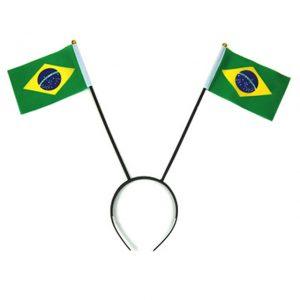 TIARA ALTA BANDEIRA DO BRASIL