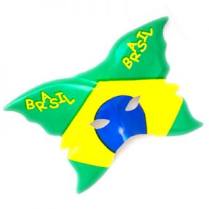 MÁSCARA DE BORBOLETA DO BRASIL