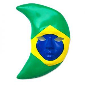 MÁSCARA LUA DO BRASIL