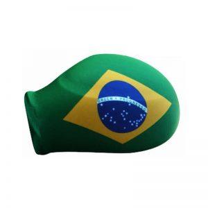 BANDEIRA DO BRASIL PARA RETROVISOR DE CARRO