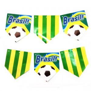 BANDEIROLAS DE FUTEBOL DO BRASIL