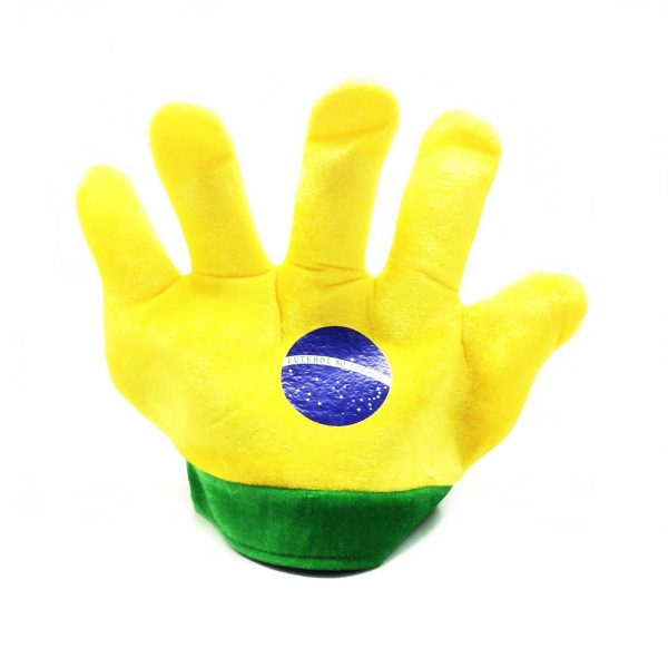 CHAPÉU DE LUVA DO BRASIL