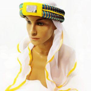 TURBANTE ÁRABE ESTILO EGITO