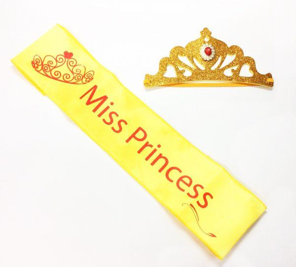 KIT MISS PRINCESA