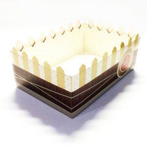 CAIXA CERCADO DE CHOCOLATE