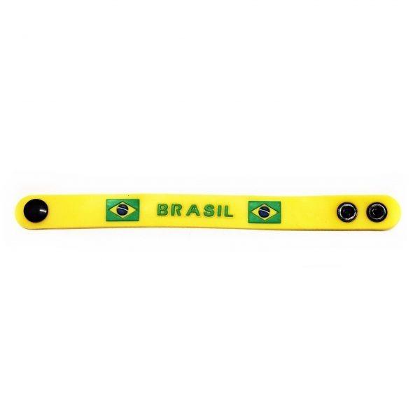 PULSEIRAS DE BORRACHA AJUSTÁVEIS DO BRASIL