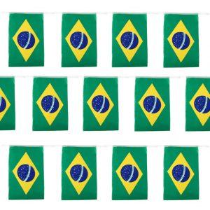 VARAL DE BAIDEIRINHAS DO BRASIL 10m