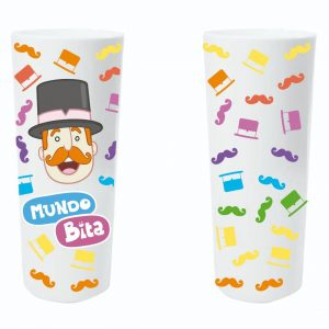 COPO LONG DRINK MUNDO BITA 350 ml