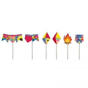 TOPPER DECORATIVOS DE FESTA JUNINA