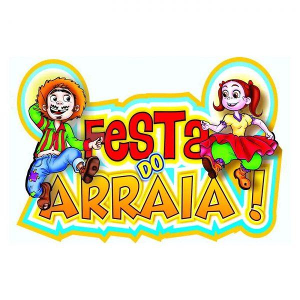 """PAINEL """"FESTA DO ARRAIA!"""""""