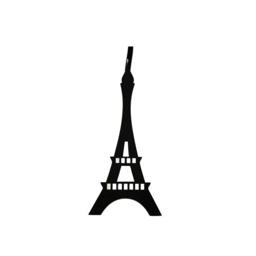 APLIQUE DECORATIVO TORRE EIFFEL PARIS 1x