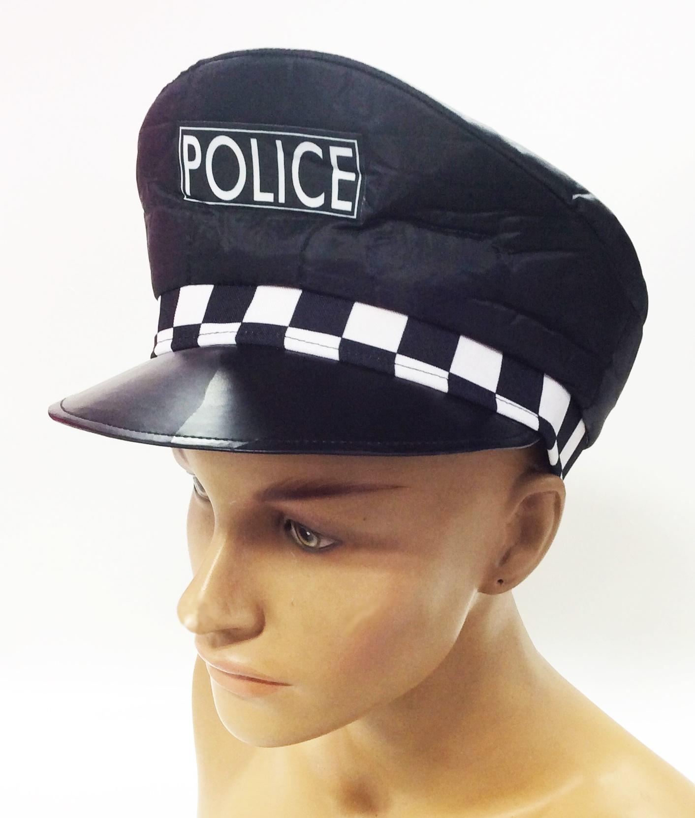 QUEPE POLICIAL INGLÊS