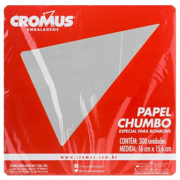 PAPEL CHUMBO 10cm X 9,8cm, 300x