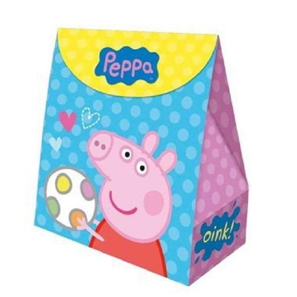 CAIXA SURPRESA PEPPA PIG