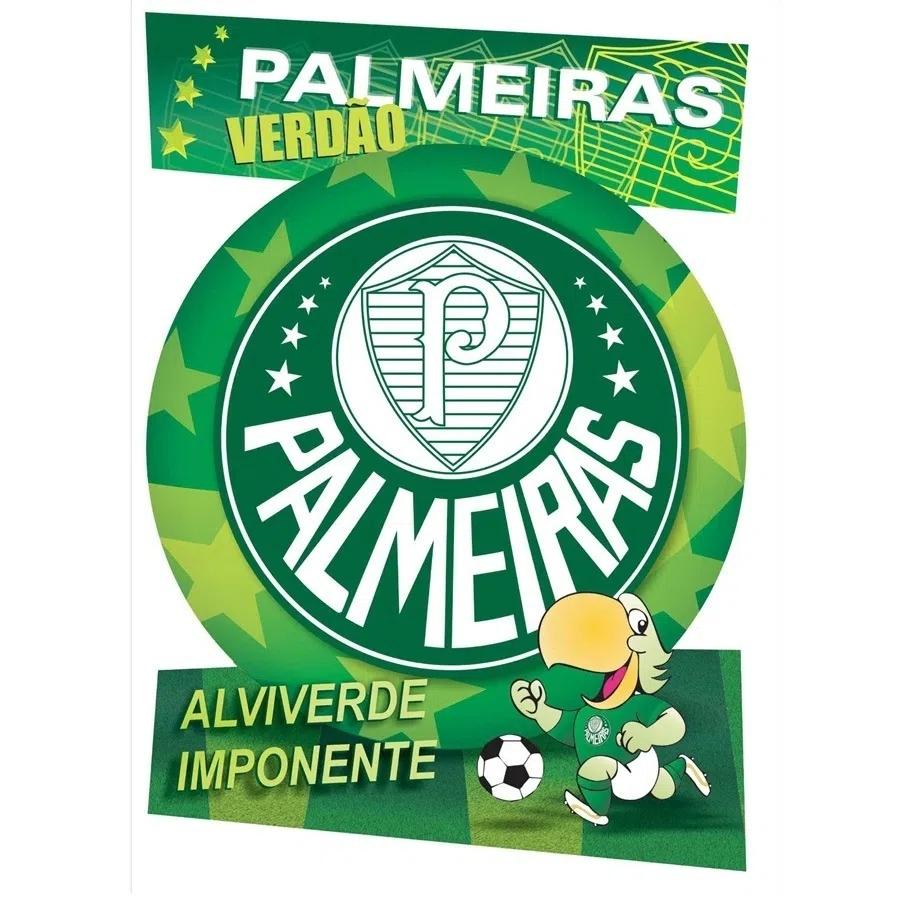 KIT DECORATIVO PAINEL PALMEIRAS 11x