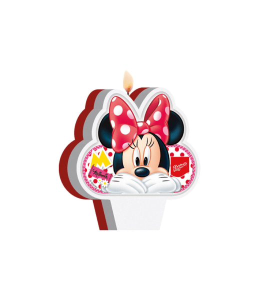 VELA PLANA MINNIE MOUSE