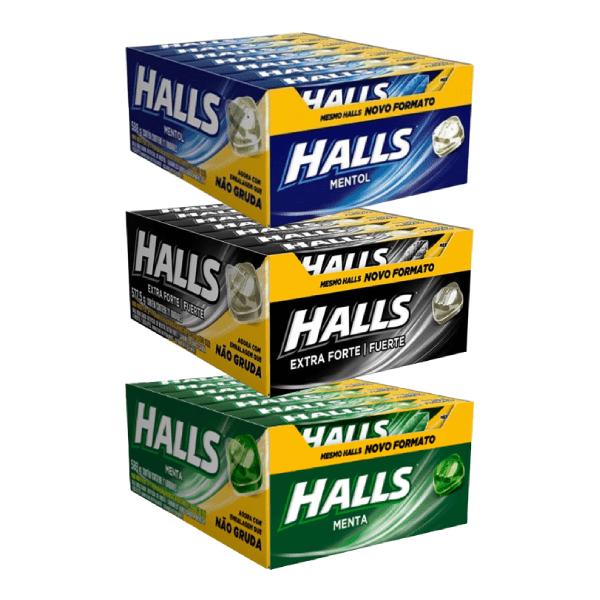DISPLAY BALA HALLS 21x
