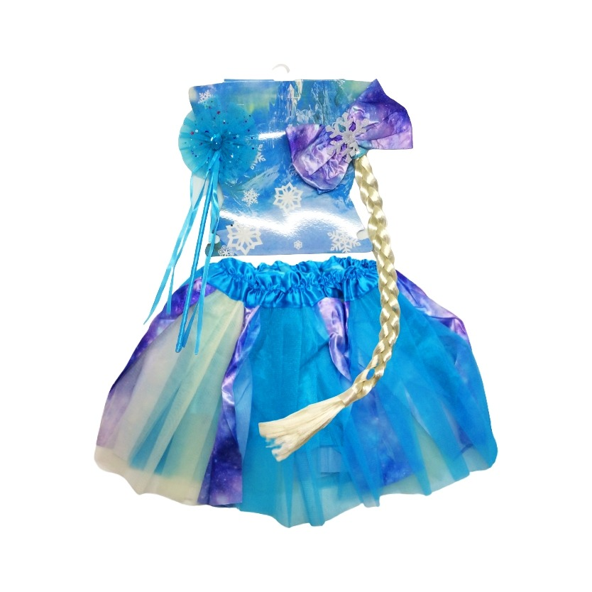 KIT FROZEN ELSA INFANTIL