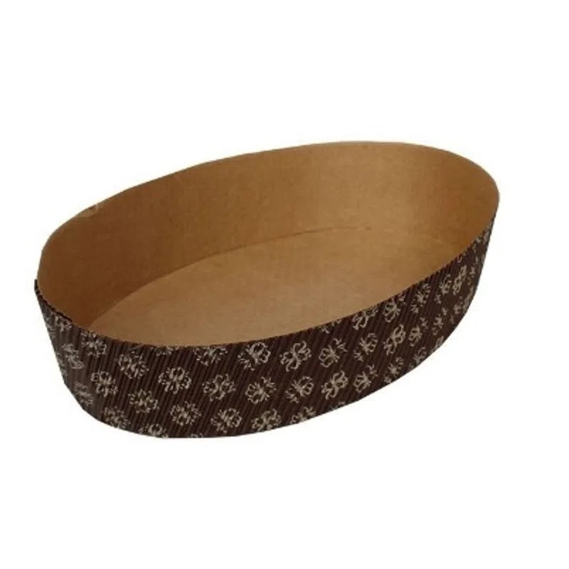 FORMA COLOMBA OVAL ECOPACK 500g 5x