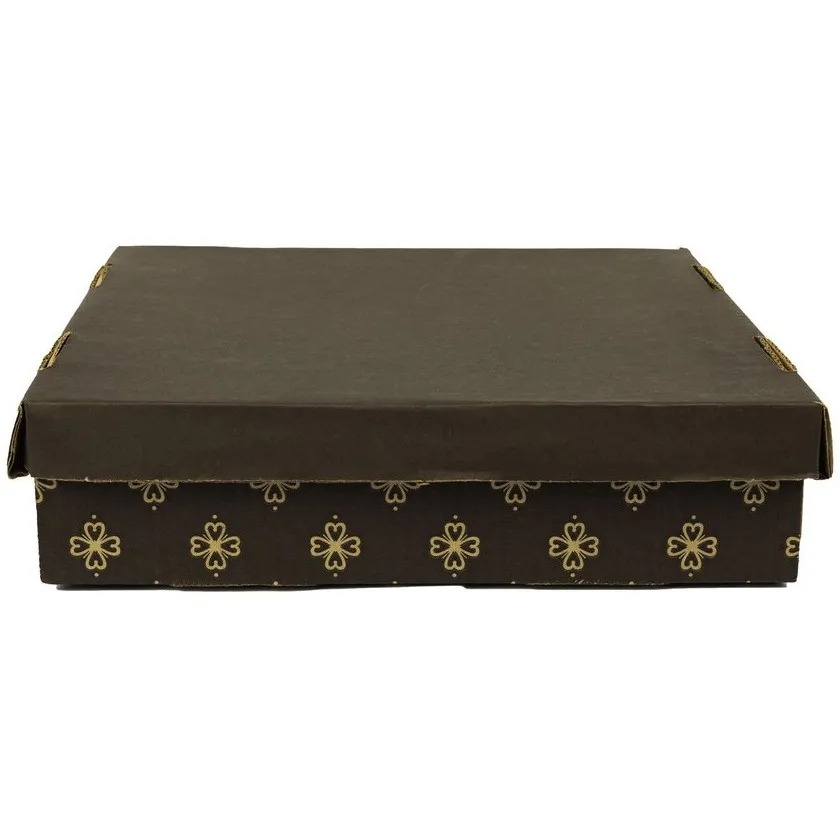 CAIXA TRANSPORTE PARA DOCES 35,5 x 36,5 x 7,5cm